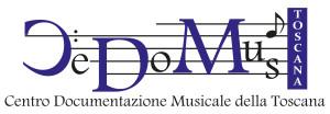 ultimo logo cedomus blu scritta