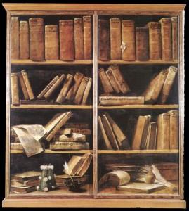 CRESPI_Giuseppe_Maria_Scaffale_di_libri