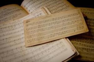 carte da musica